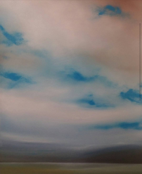 Leggerezze, 2016 - olio su tela, 100x70cm