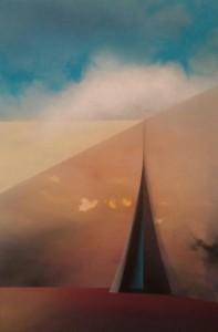 Maurizio Camposeo artista visivo Vicenza - Vie di fuga, 2017