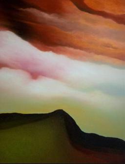 Collezione Tibetana, 2003-2004 - olio su tela, 60x50cm