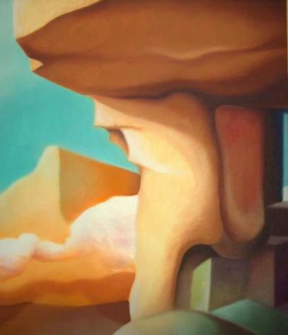 Maurizio Camposeo artista visivo Vicenza - Montagne essenziali