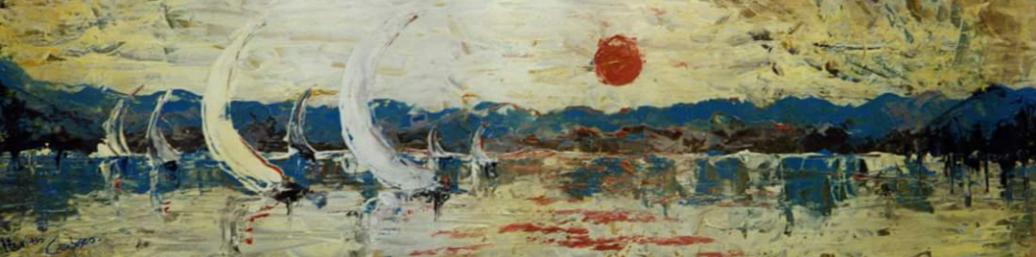 Maurizio Camposeo artista visivo Vicenza - Orizzonti