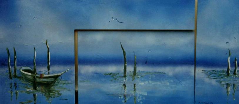 Maurizio Camposeo artista visivo Vicenza - Trittico