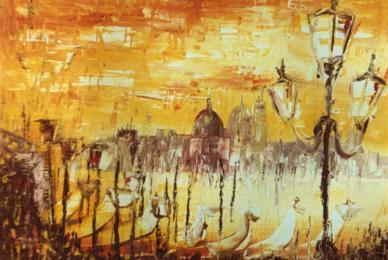 Maurizio Camposeo artista visivo Vicenza - Venezia