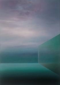 Maurizio Camposeo artista, 2017 - Giardino degli specchi