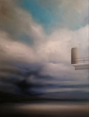 Maurizio Camposeo artista, 2017 - Nuovo viaggio