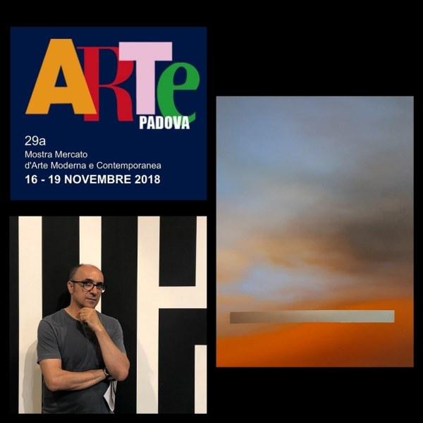 Maurizio Campose artista - Arte Padova 2018