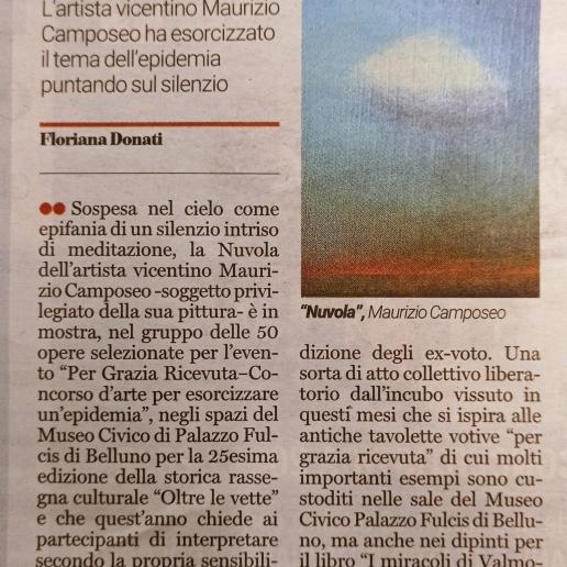 Il Giornale di Vicenza, 30/09/2021